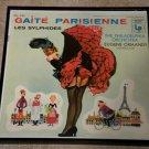 Gaîté Parisienne, Les Sylphides - Framed Vintage Record Album Cover – 0171