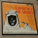 Lawrence of Arabia - Original Soundtrack Recording - Framed Vintage Record Album Cover – 0186