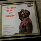 The Jolson Story - Rainbow Round My Shoulder - Framed Vintage Record Album Cover – 0196
