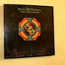 A New World Record - ELO - Framed Vintage Record Album Cover – 0207