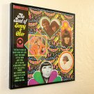 Best of Sonny and Cher - Framed Vintage Record Album Cover – 0211