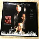 A Time to Kill - Sandra Bullock - Framed Vintage Laser Disc Cover