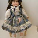 Vintage Collectible Porcelain Doll