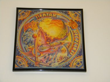Nektar - Recycled - Framed Vintage Record Album Cover � 0229
