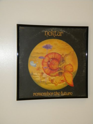 Nektar - Remember The Future - Framed Vintage Record Album Cover � 0231