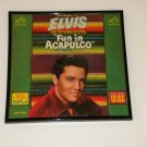 Elvis Presley - Fun In Acapulco Framed Vintage Record Album Cover – 0233