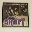 Isaac Hayes- Shaft - Framed Vintage Record Album Cover – 0242
