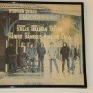 Stephen Stills - Manassas - Framed Vintage Record Album Cover – 0244