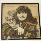 Delaney & Bonnie - D & B Together - Framed Vintage Record Album Cover – 0246