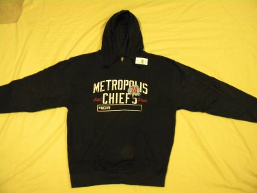 Metropolis Chiefs  L - New Sweatshirt With Hood