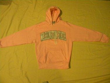 Washington State S - New J. America Sweatshirt With Hood