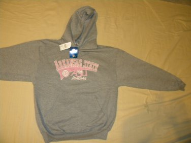 Arkansas State University M - New Sweatshirt With Hood