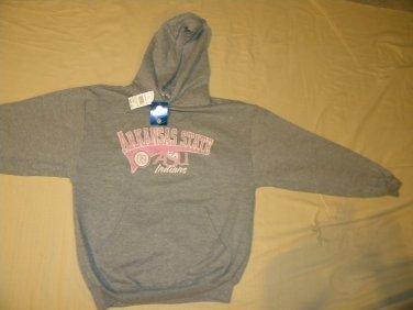 Arkansas State University S - New Sweatshirt With Hood