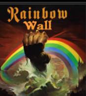 Rainbow Wall Rainbow Wall is the on-line store for exotic home decorations, vintage collectibles and unique gifts from around the world. Like the many colors of a Rainbow, a wide range of gifts and products, including framed record album covers, animal wood carvings f