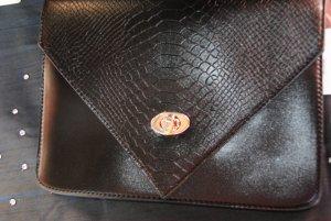 Envelope Clutch/crossover bag
