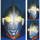 Ultraman Real Looking Rubber Mask Party Cosplay