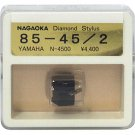 Nagaoka Diamond Stylus G85-45/2 for Yamaha N-4500