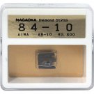 Nagaoka Diamond Stylus G84-10 for Aiwa AN-10