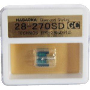 Nagaoka Diamond Stylus GC28-270SD for Technics EPS-270SD National Panasonic SL-2