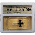 Nagaoka Diamond Stylus GC88-128 for Sony NS-128P & HP-50