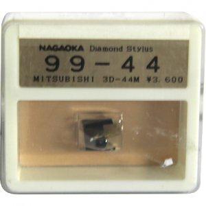 Nagaoka Diamond Stylus G99-44 for Mitsubishi 3D-44M & DP-84DA