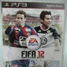 PS3 FIFA 12 World Class Soccer Football JPN Ver Usd Excellent Honda