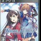 PS3 White Album JPN Ver Usd Great Condition Visual Novel