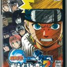 PS2 Naruto Ultimate Ninja 2 JPN Ver Narutimate Hero 2 Great Condition