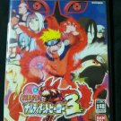 PS2 Naruto Ultimate Ninja 3 JPN Ver Narutimate Hero 3 Great Condition