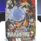 PSP Naruto Ultimate Ninja Heroes 2 The Phantom Fortress JPN Ver Great Condition