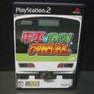PS2 Densha de Go! Final JPN VER Rare Used Excellent Condition