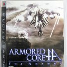 PS3 Armored Core For Answer FA JPN Ver Excellent Condition