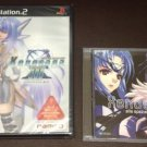 PS2 Xenosaga Episode III Zarathustra JPN VER Extra Footage DVD Used Excellent