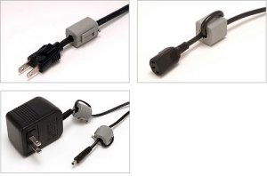 Acoustic Revive FCS-8 Noise Filter for Cord Cable 8 pcs Set