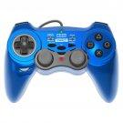 PS3 PlayStation HORI Horipad 3 Pro Controller Pad Blue