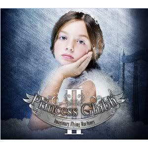 Imaginary Flying Machines Princess Ghibli II 2nd CD Anime songs Heavy Metal