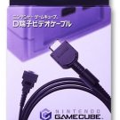 Nintendo Game Cube Gamecube Genuine D Terminal Video Signal Cable Output New