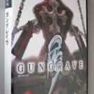 PS2 Gungrave with Figure JPN VER Used Excellent Condition