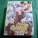 PS2 Canvas 3 Tanshoku No Pastel JPN Ltd VER Used Excellent Condition