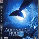 PS3 AQUANAUT'S HOLIDAY The Hidden Record JPN Ver Used Excellent Condition
