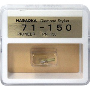 Nagaoka Diamond Stylus G71-150 for Pioneer PN-150
