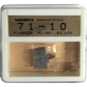 Nagaoka Diamond Stylus G71-10 for Pioneer PL-N6