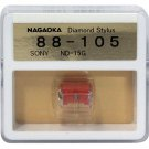 Nagaoka Diamond Stylus G88-105 for Sony ND-15G & PS-10F