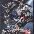 PS2 Super Robot Taisen Wars Scramble Commander the 2nd JPN Ver Nice Condition
