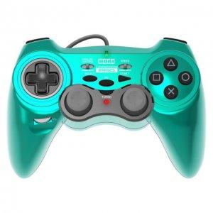 PS3 PlayStation HORI Horipad 3 Pro Controller Pad Green