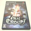 PS2 Warriors Orochi JPN Ver Nice Condition