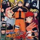 PS2 Naruto Ultimate Ninja 4 Naruto Shippuden JPN Ver Nice Condition