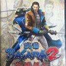 PS2 Sengoku Basara 2 Heroes Samurai Kings JPN Ver Used Nice