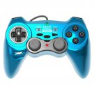 PS3 PlayStation HORI Horipad 3 Pro Controller Pad Light Blue