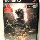 PS2 Monster Hunter 2 Dos JPN Ver PlayStation2 Nice Condition
